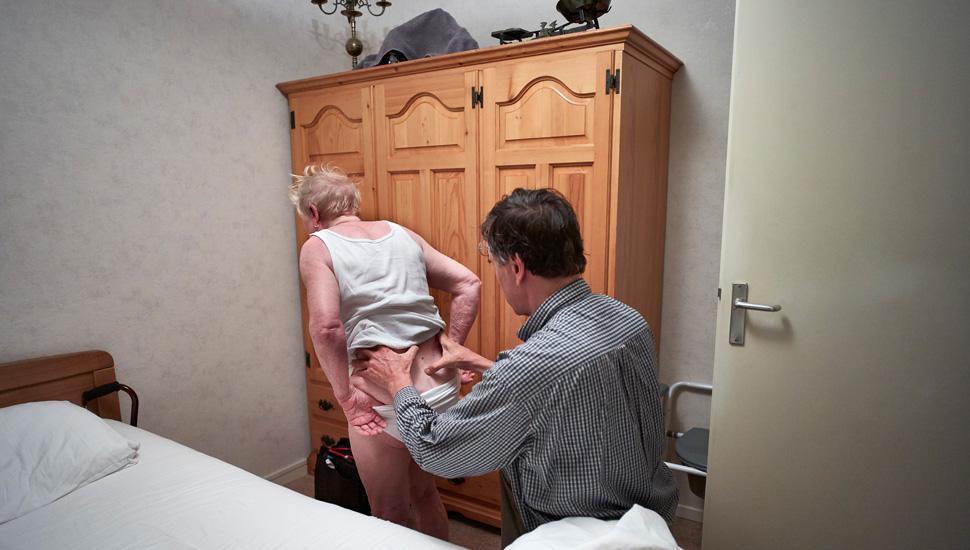 Ontkoker de zorg voor kwetsbare ouderen