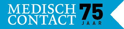 Medisch contact 75 jaar medischcontact for Buro 6 zutphen