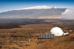 Amerikaanse arts jaar lang op 'Mars'