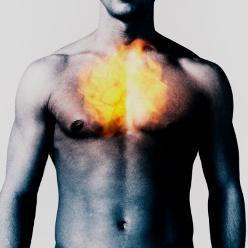 pijn bij borst