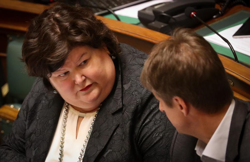 minister vws nieuw