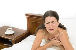 Sterftekans jonge vrouwen met hartinfarct hoger