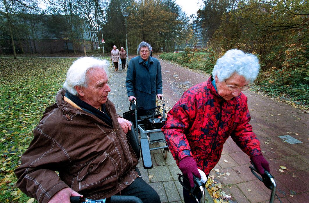 onderzoek kwetsbare ouderen