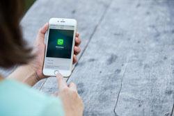 WhatsApp populair onder artsen