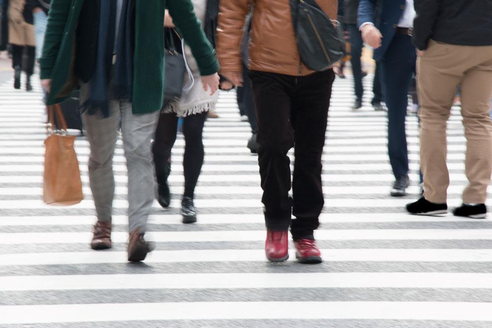 Goed beloopbare wijken gezonder