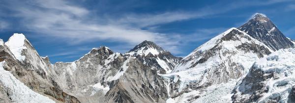 De Himalaya en haar risico's